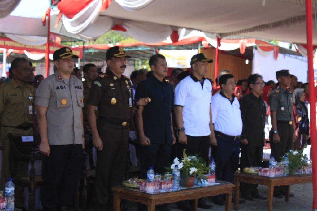 Forkopimda Hadiri Peringatan Hari Pangan Sedunia Ke – 39 Kabupaten Wonogiri
