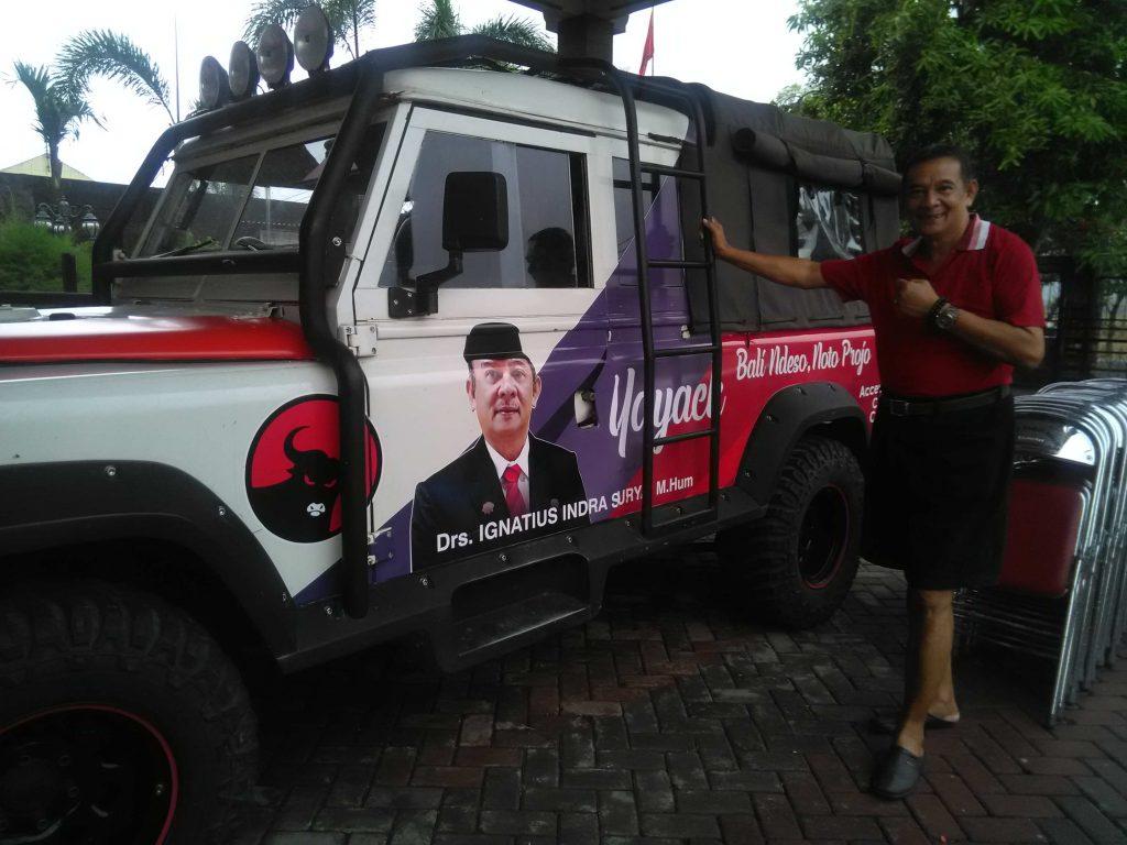 Ignatius Indra Surya, Bali Ndeso Noto Praja