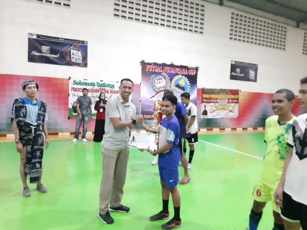 Gelaran Futsal Nusantara Cup Kodim Solo Resmi Di Tutup Hari Ini