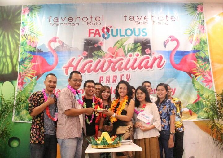 FA8ULOUS untuk favehotel Manahan Solo