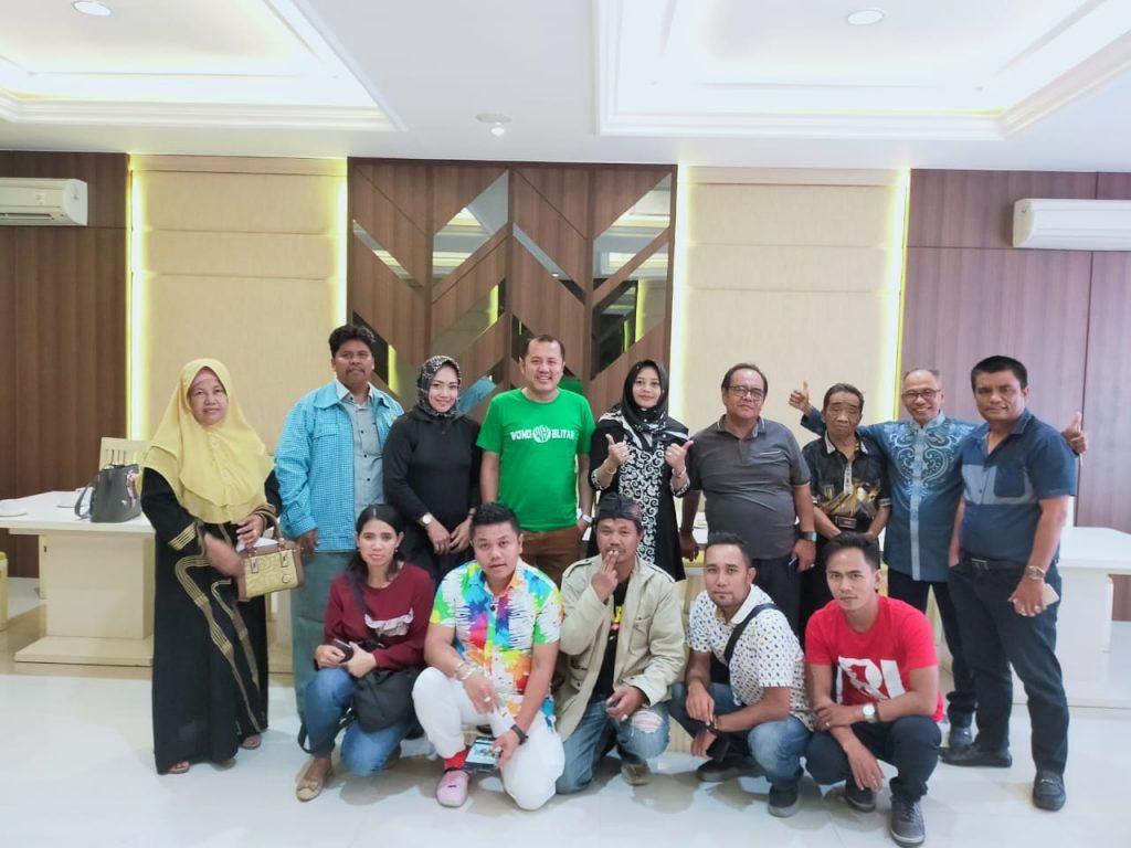 Perkumpulan Aspirasi Perlindungan Perekaman Indonesia (P'ASPRI) Berkeinginan  Dapat Berdiskusi Dengan Wakil Rakyat
