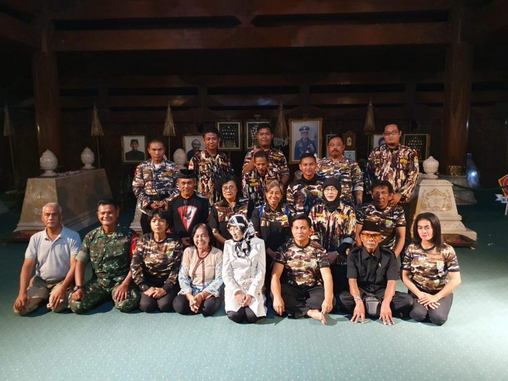 Haul Ke-12 Wafatnya HM Suharto, FKPPI 1135 Surakarta Gelar Doa Bersama