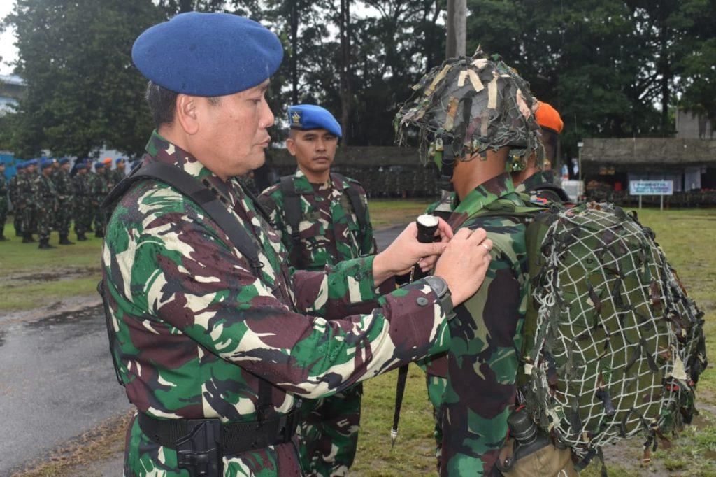 Danlanud SMO Bukw Latganda Samata PK TNI AU A-78