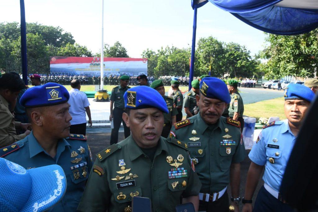 Opersi Gaktib dan Yustisi Untuk Meminimalisir Pelanggaran Prajurit