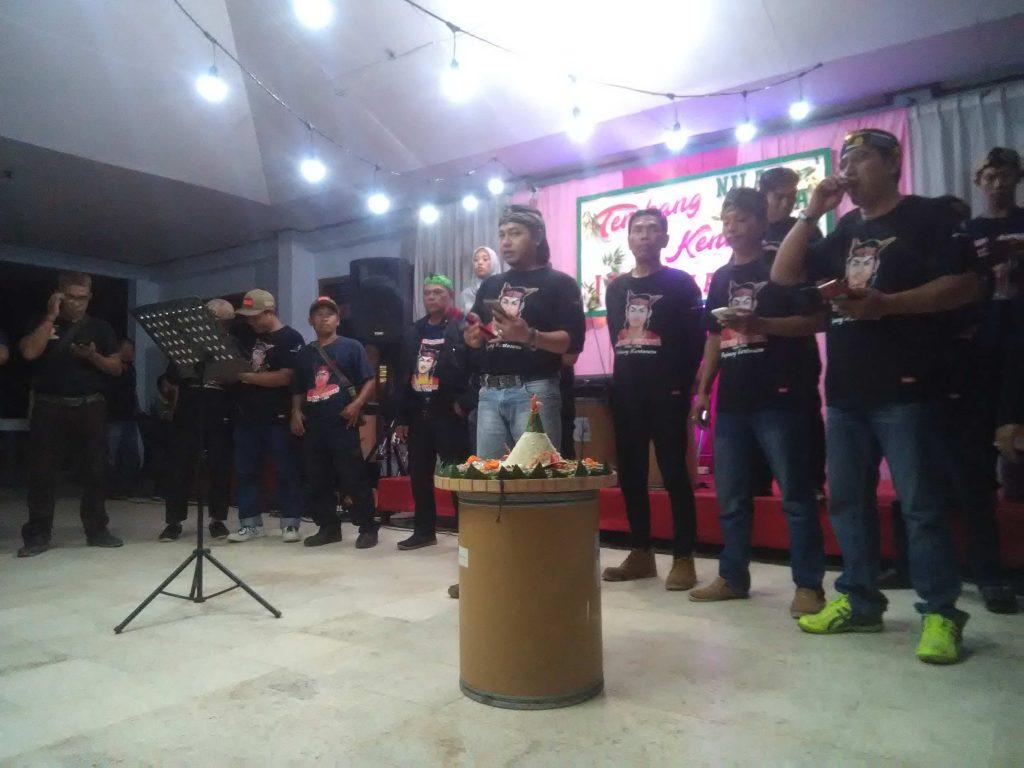 """Nonton Bareng di Android, Launching Lagu """"Pejuang Kartosuro"""" Di Posko Rescue 79"""