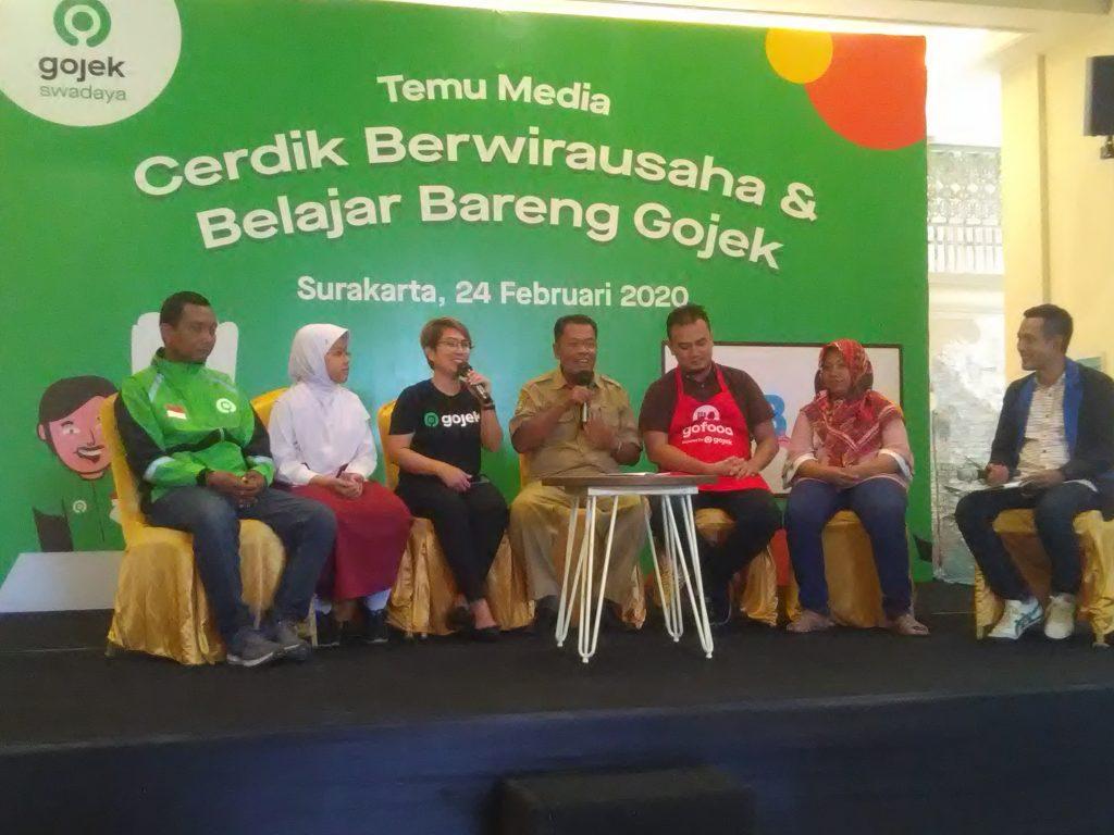Gojek Latih Ratusan Istri Mitra Driver di Jawa Tengah dan DI Yogyakarta