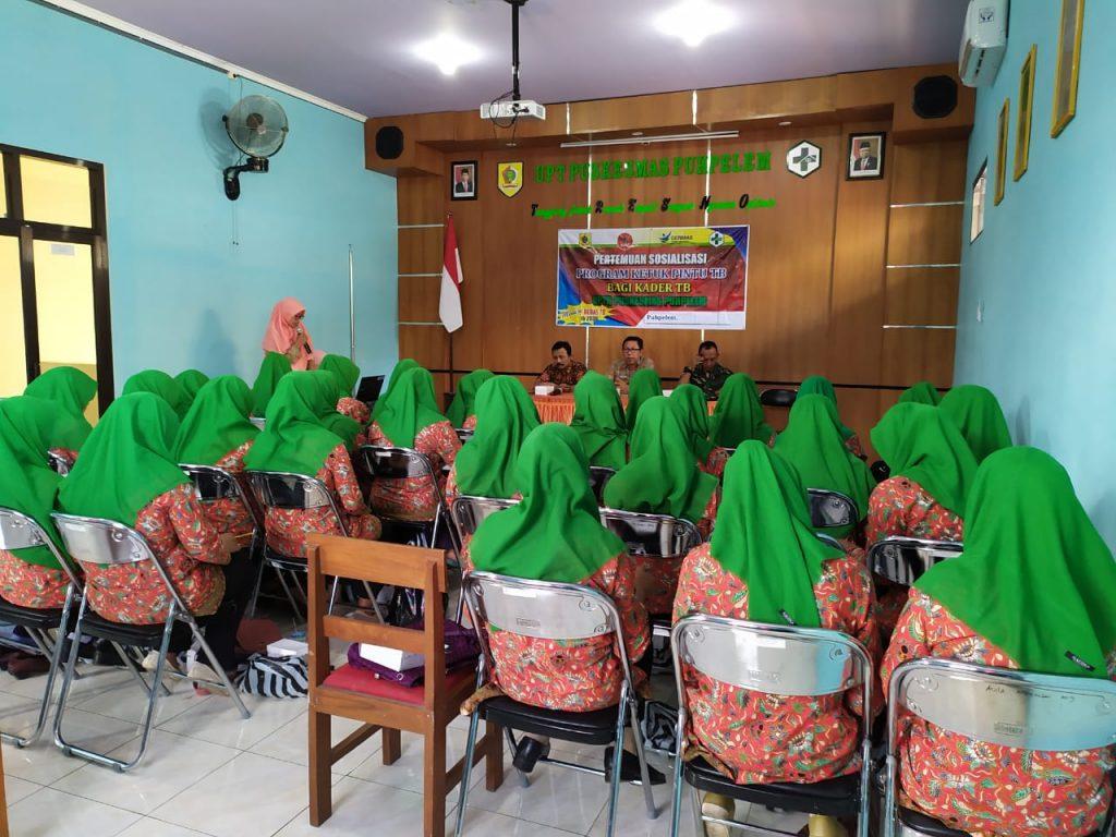 Pelda Bambang : Pentingnya Sosialisasi Bahaya Mycobacterium Tuberculosis (TB)