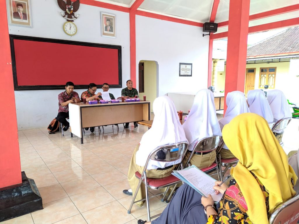 Wujudkan Kecamatan Layak Anak, Forkopincam Puhpelem Gelar Sosialisasi