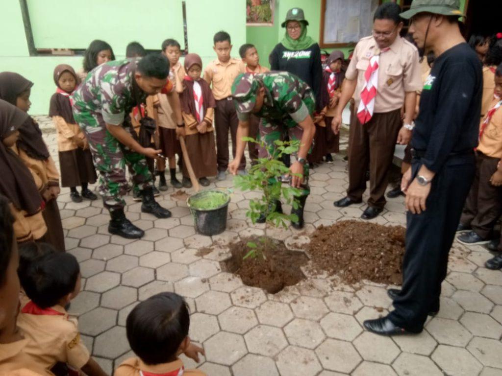 Cinta Tanah Air Bisa Diwujudkan Dengan Menanam Pohon