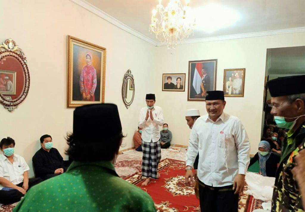 Ketua PC NU Surakarta, Sosok Ibunda Jokowi Yang Selalu Mendukung Jamiah NU