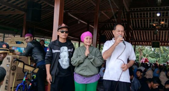 Luluk Nur Hamidah Berbaur dengan Masyarakat Kecamatan Jatipurno