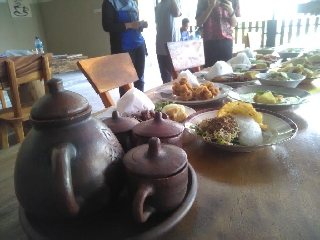 Launching Kuliner , Kedai Tani dan Thuqu Coffee Boyolali