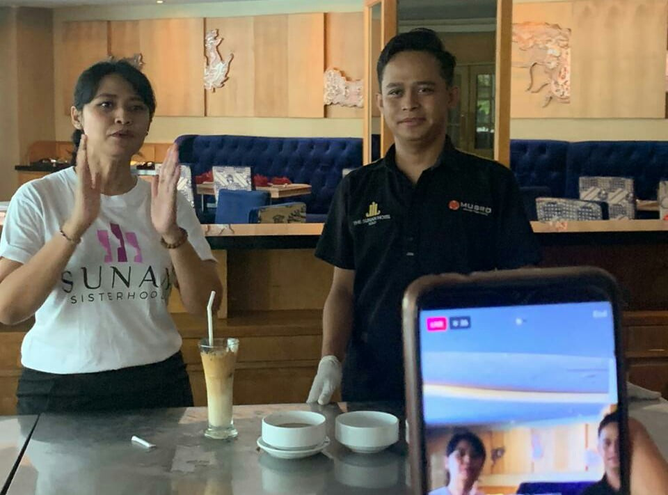 The Sunan Hotel Solo Luncurkan Program Learn From Home
