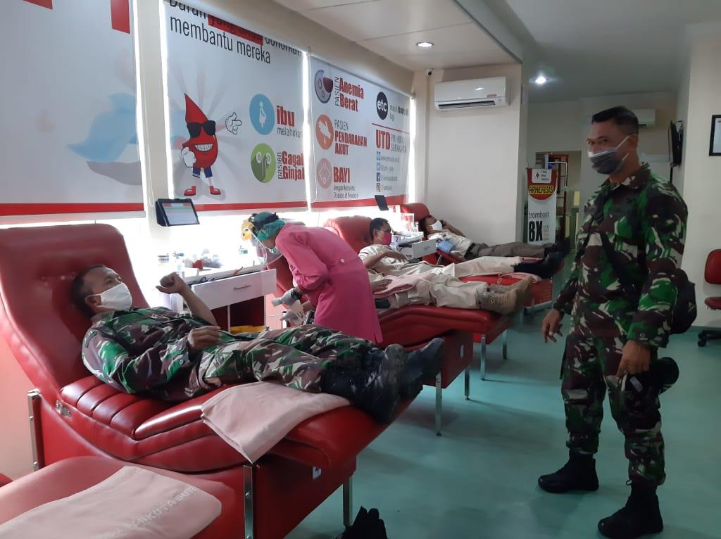 PNS Margono, Dengan Setetes Darah Kita Mampu Selamatkan Nyawa Mereka