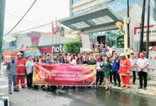 Photo of favehotel Solo Adakan Training Fire Evacuation