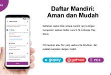 Photo of Dorong Jutaan UMKM ,  Aplikasi GoBiz Semakin Optimal dengan Inovasi Daftar Mandiri