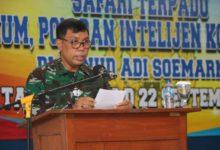 Photo of Danlanud Adi Soemarmo : Guna Meminimalisir Pelanggaran, Anggota Harus Memahami Peraturan Yang Berlaku