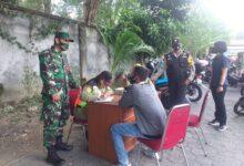 Photo of Cegah Penyebaran Covid-19,TNI-POLRI Gelar  Operasi Yustisi Masker