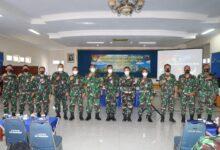 Photo of Sosialisasi Doktrin Fungsi Umum Personalia dan Binpers TNI AU di Lanud Adi Soemarmo