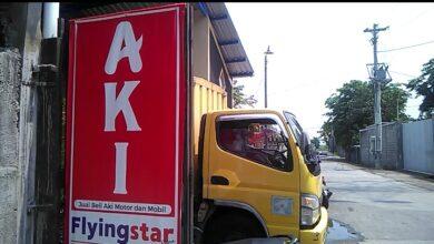 Photo of Toko Aki Flying Star Putera, Berikan Pelayanan Cek Aki Gratis Seumur Hidup