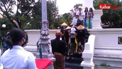 Photo of ABI : UPACARA PERNYATAAN SIKAP KEBANGKITAN SUMPAH PEMUDA INDONESIA