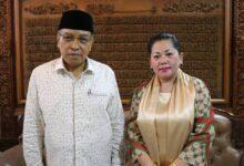Photo of Silahturahmi Gusti Ratu PB XIII ke Kantor PBNU