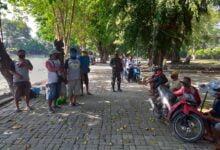 Photo of Percepat Penanganan Covid-19,SErka Saring Bersinergi Cipta Kondisi AKB Bersama Satpam Taman Balekambang Surakarta