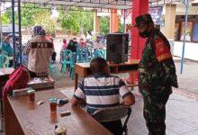 Photo of Koramil 04/Nguntoronadi Dampingi Penyaluran BST