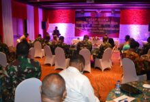 Photo of Panglima TNI Bersama Irwasum Polri Kunjungan Kerja Ke Papua