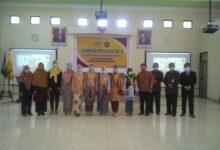 Photo of Sumpah Profesi ke 1 Ahli Madya Rekam Medis UNIVET BANTARA