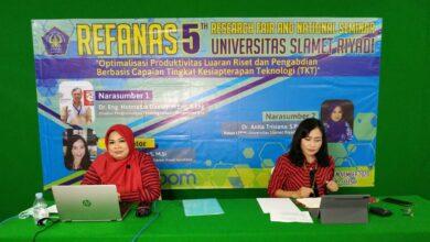 Photo of Unisri Gelar Refanas Ke-5