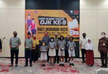 Photo of Ulang Tahun ke 9, OJK Solo Gandeng SOLOPEDULI Salurkan Bantuan Peduli Merapi
