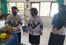 Photo of PERINGATAN HARI GURU NASIONAL ( HGN ) SMP NEGERI 8 SURAKARTA DENGAN PENYERAHAN SK
