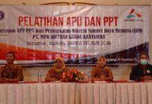 Photo of PT BPR IHUTHAN GANDA Gelar Pelatihan APU PPT dan Peningkatan Kinerja SDM