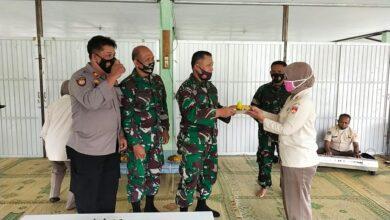 Photo of Tasyakuran HUT Korpri ke 49 Tetap Taati Prokes