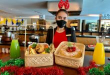 "Photo of The Sunan Hotel Luncurkan Paket Makan Malam Yang Bertajuk "" The Hope Of Christmas Dinner """